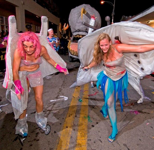 Key West Fantasy Fest 2013